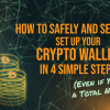 Set Up Your Crypto Wallet in 4 Simple Steps